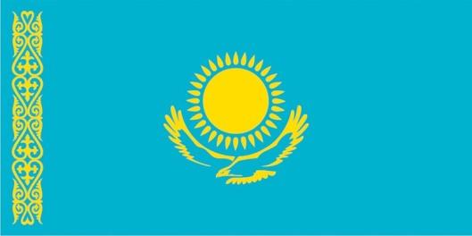 flag KZ